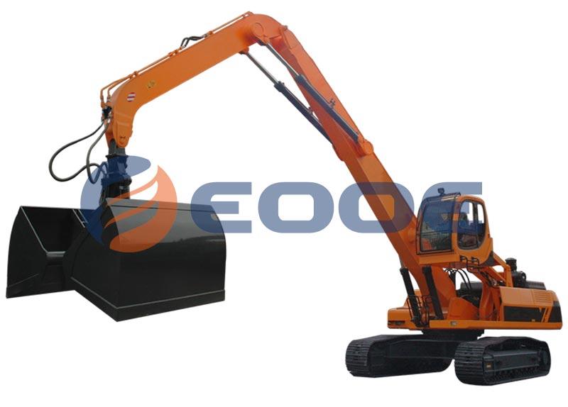Crawler Material Handler EOCMP40T